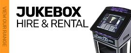 Jukebox hire Sydney
